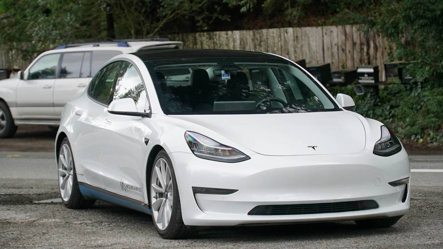 Dual-Motor AWD Tesla Model 3 Coming This July, Says Musk