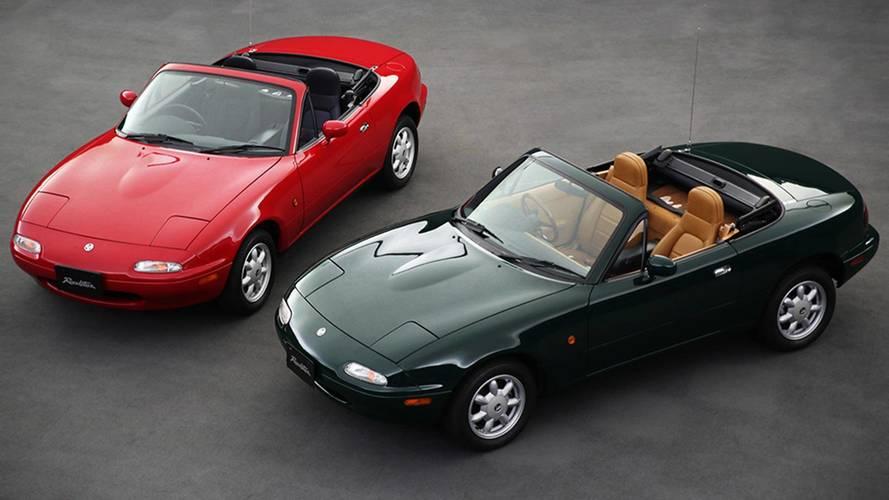 Mazda Brings Its Stunning Miata Restorations To Tokyo Auto Salon