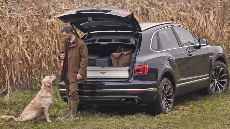 Bentley Bentayga ile ava gitmek bile ayrıcalık
