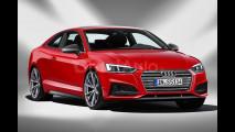 Nuova Audi S5, così la sportiva cambia volto