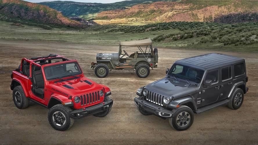Jeep Wrangler 2018 estreia com fórmula otimizada e muito mais tecnologia