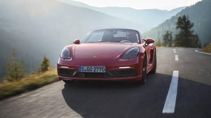 2017 Porsche 718 Boxster GTS first drive: Fast, fun, flat