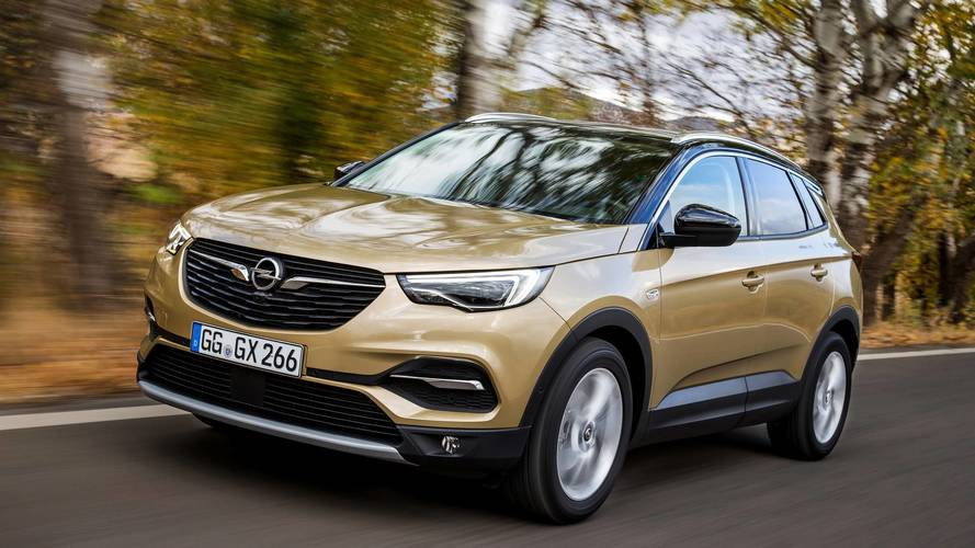 Opel Grandland X Gets New Range-Topping Diesel, Trim Level