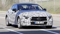 2018 Mercedes CLS new spy photos