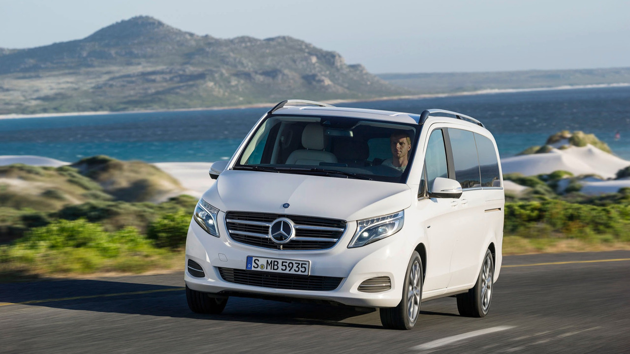 Mercedes recalling over 3 million diesel engines in europe for V class mercedes benz