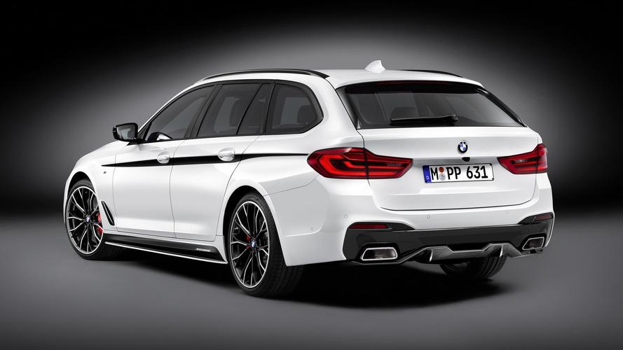 2017 - BMW Série 5 Touring M Performance