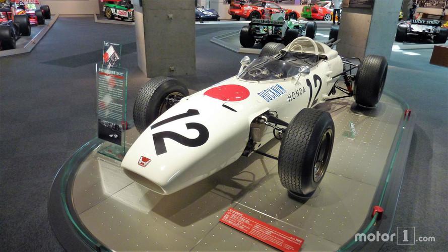 Honda Collection Hall Motegi coches de competición