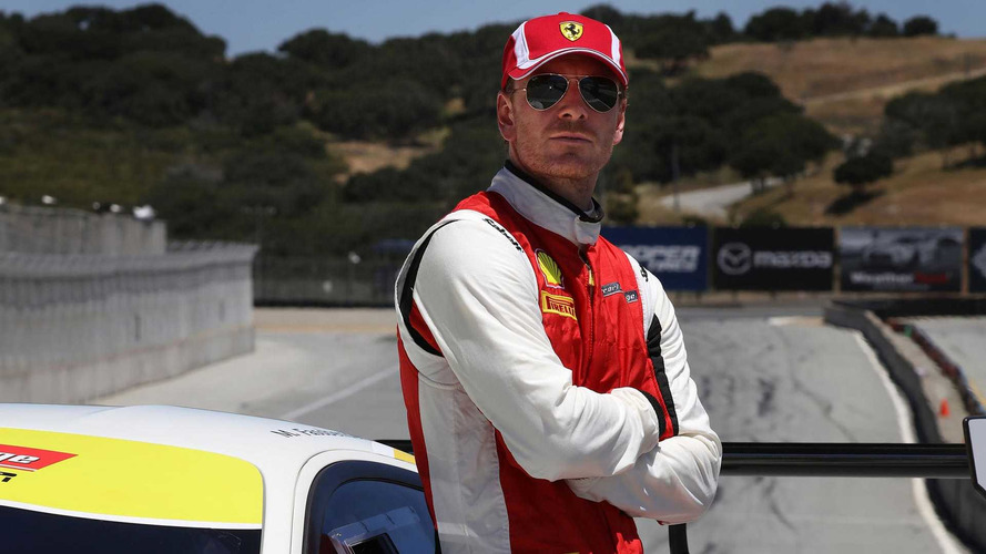 Michael Fassbender Is Now A Real Race Car Driver