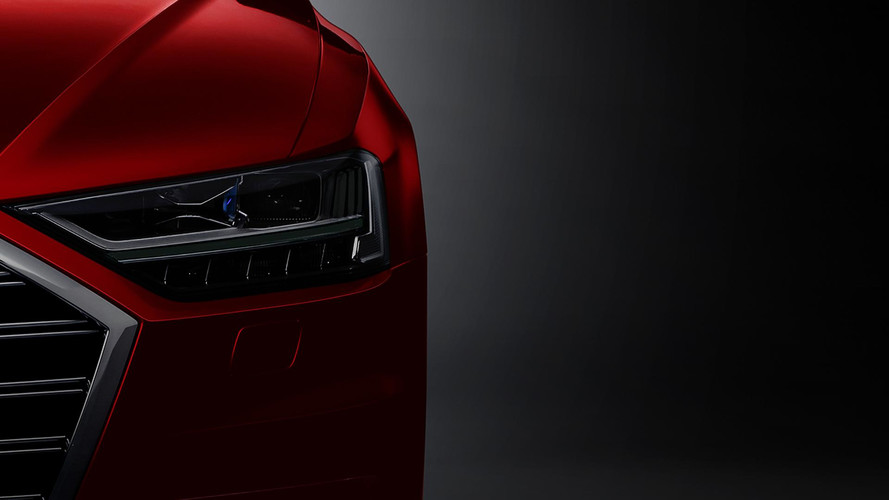 Audi A8 Will Detect Bumps And Adjust The Suspension Accordingly