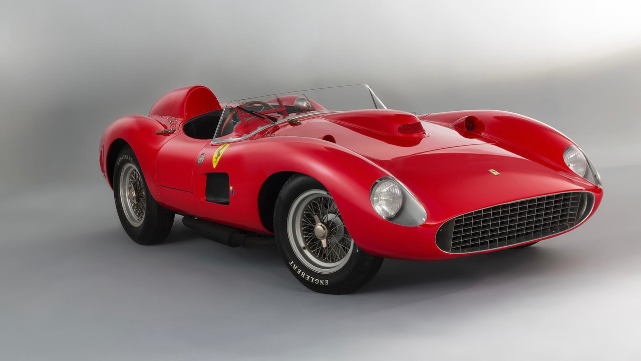 Los Ferrari más caros jamás subastados