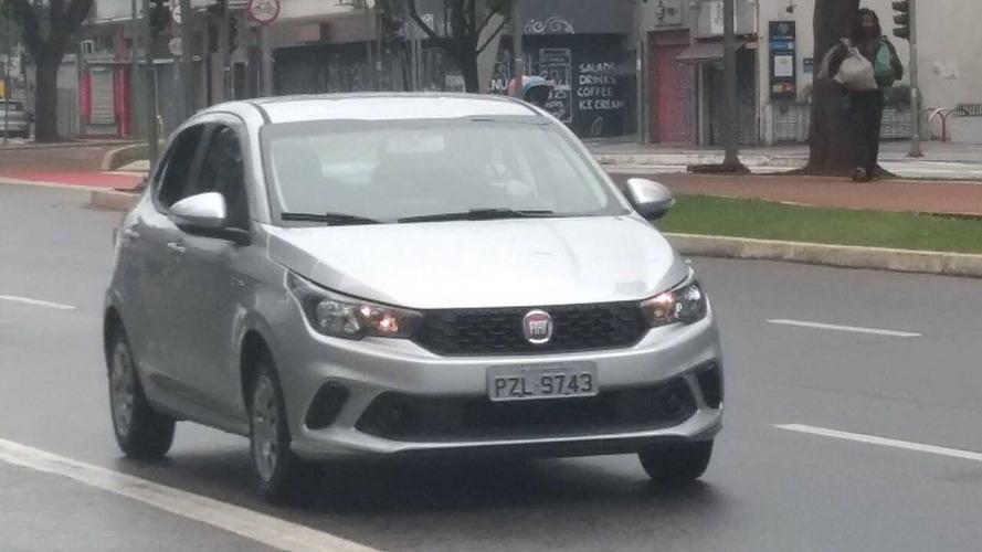 Flagra Fiat Argo Drive 1.0