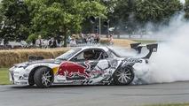 Goodwood Festival of Speed Drift Challenge