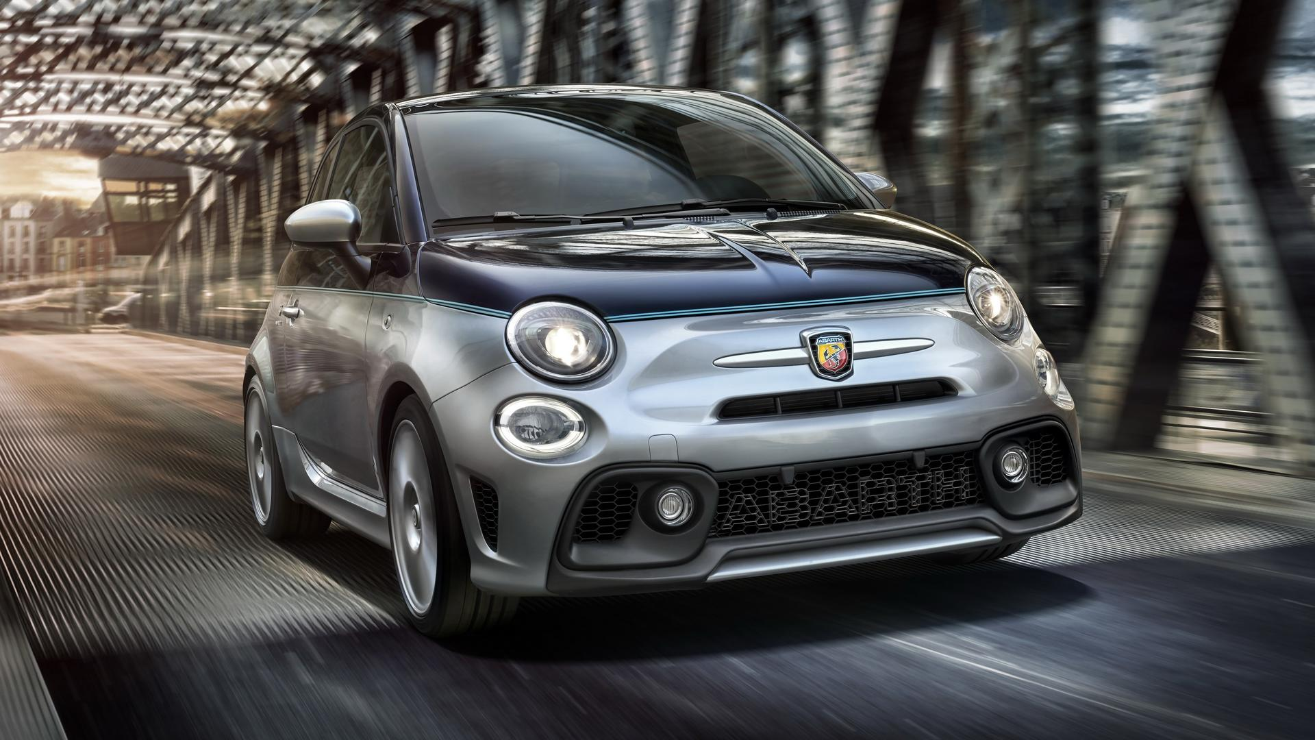 motorbeam abarth commences again production road punto arbath test fiat