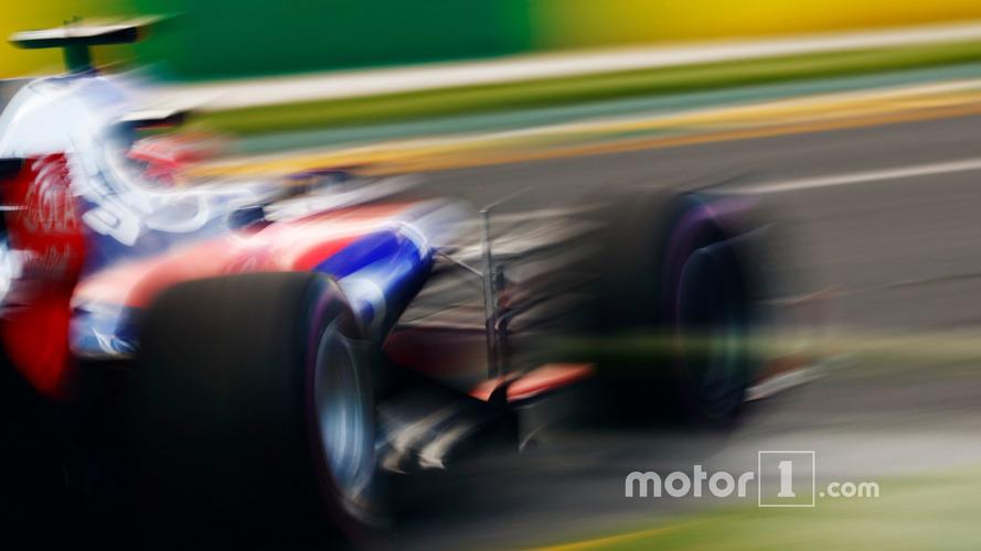 Formula 1'in yeni makineleri Avustralya'da 8G'yi gördü!