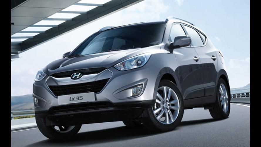 Sem fazer alarde, Hyundai já vende ix35 Flex com preços a partir de R$ 88 mil