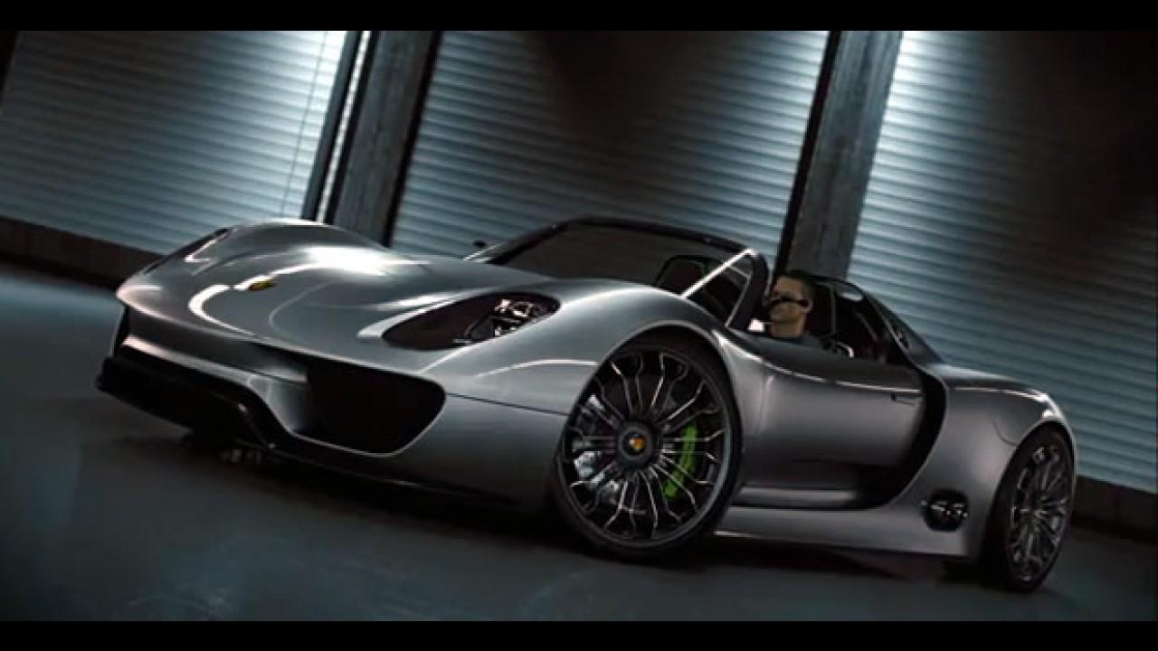 VÍDEO: Porsche divulga vídeo que mostra desenvolvimento de sua tecnologia híbrida