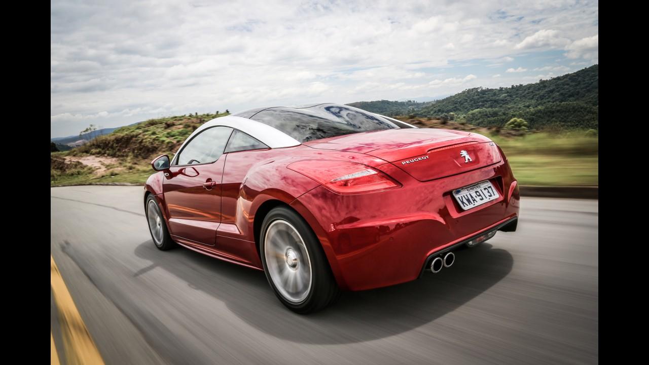 RCZ sobrevive ao enxugamento da Peugeot e tem segunda geração confirmada