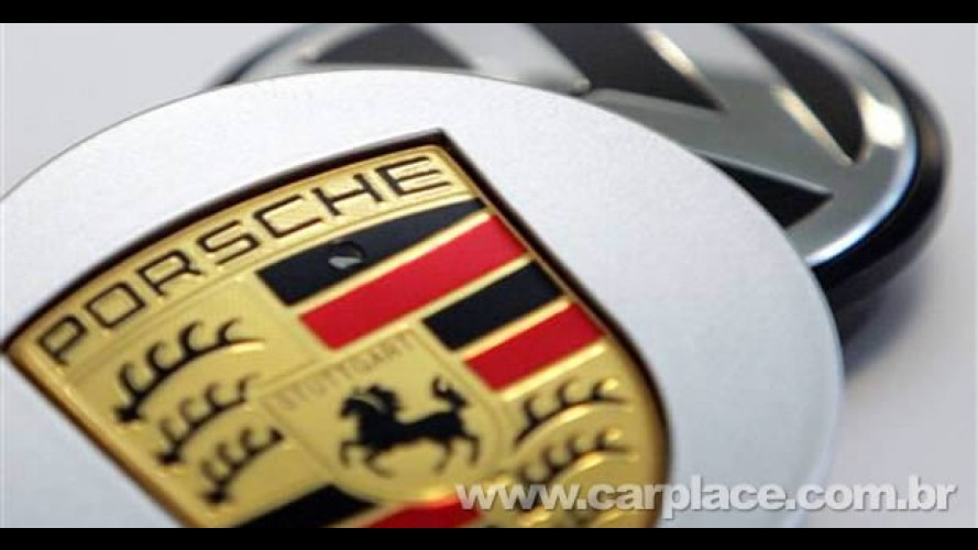 Fusão entre VW e Porsche pode acontecer só em 2015