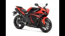 Flagra: nova Yamaha YZF-R1 terá câmbio de dupla embreagem e até 233 cv