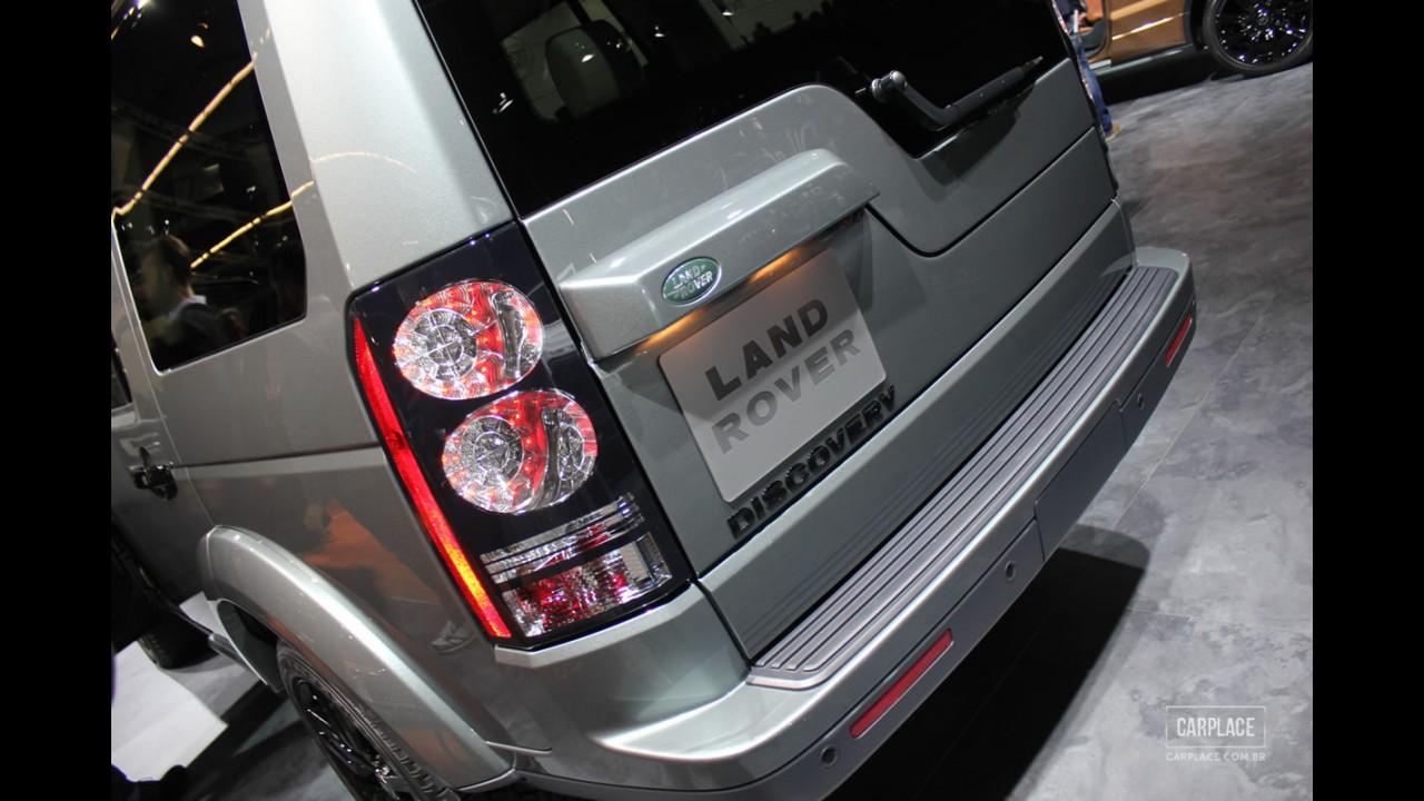 Salão de Frankfurt: Land Rover inaugura nova gama com o Discovery 2014