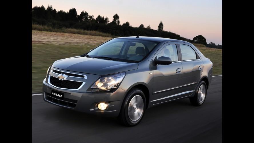 Recall: por freio, Justiça do Rio obriga Chevrolet a convocar Cobalt