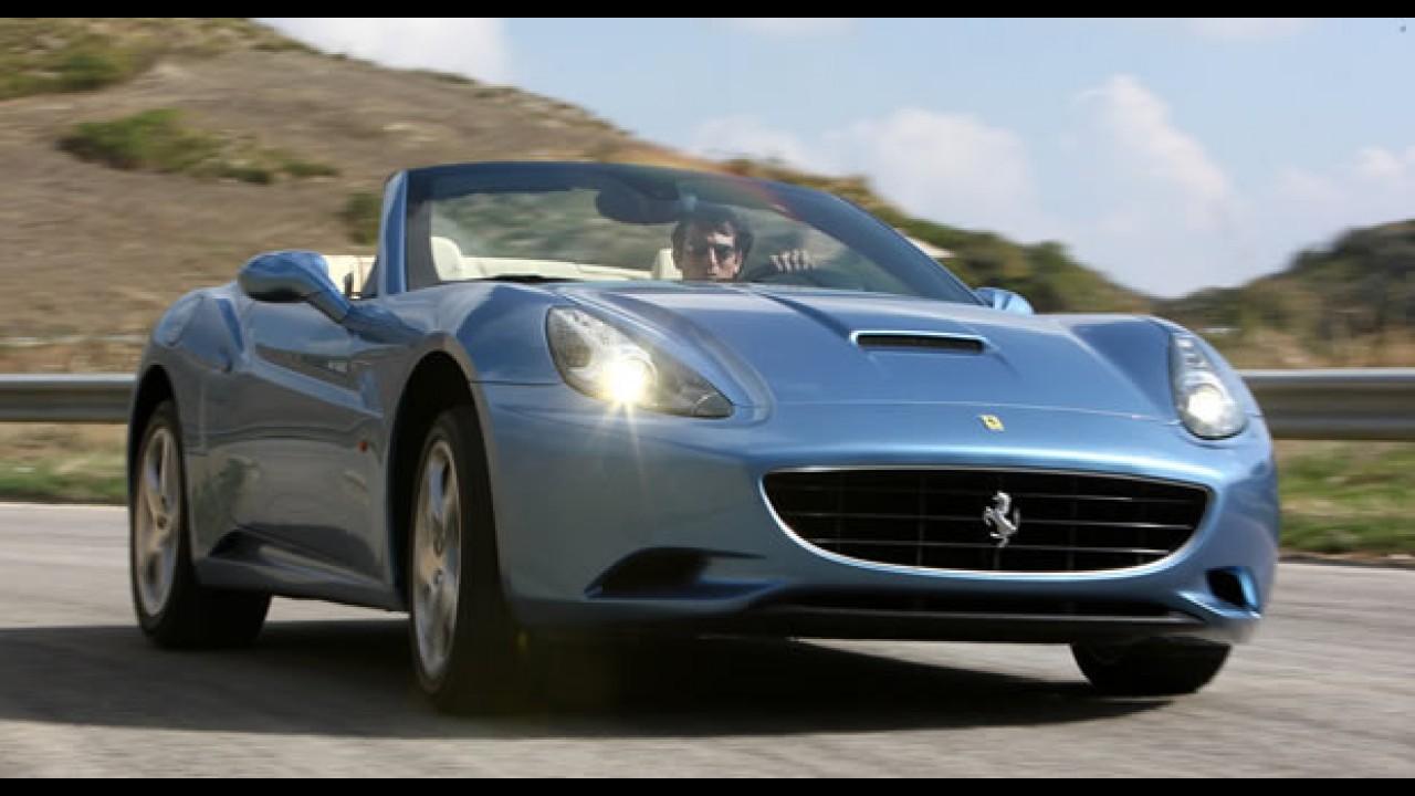 Ferrari anuncia Recall da 458 Italia e California
