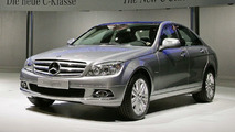 New Mercedes C-Class World Premiere in Stuttgart