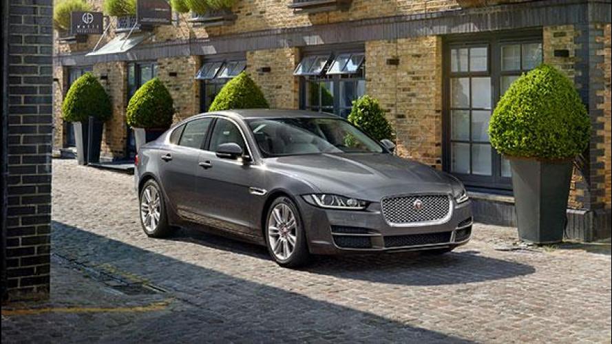 Jaguar XE, l'inglese pensata per