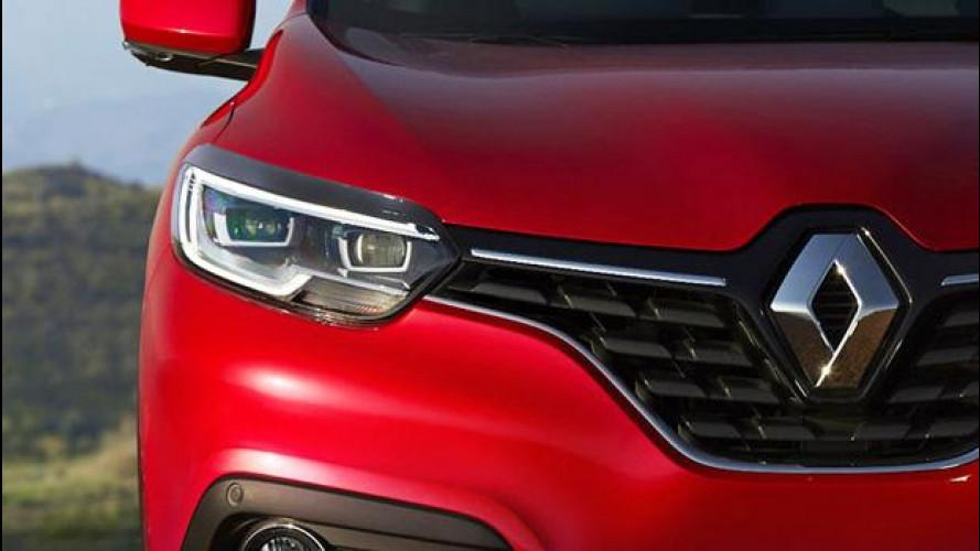Caso emissioni Renault, confermati 15.000 richiami