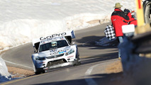 Watch from road side - Monster and Millen tackle Pikes Peak 2011 [video]