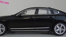 Volvo S90 Onyx Black scale model