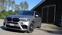 BMW X5 M by Manhart dialed to 700 PS