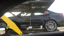 BMW M3 Competition Package spy photo / HeelandToe.Blog