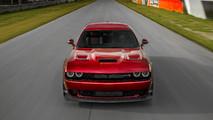2018 Dodge Challenger Hellcat Widebody