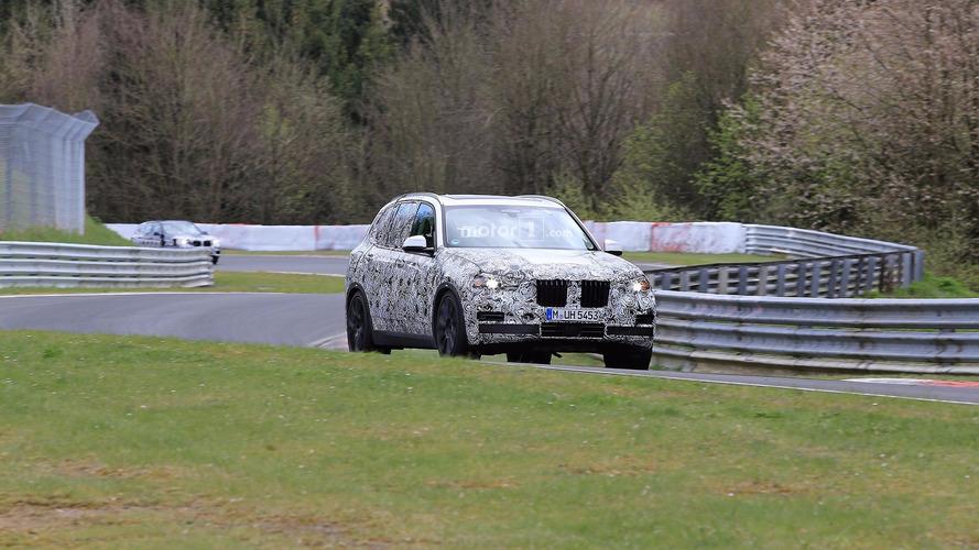 Photos espion - BMW X5