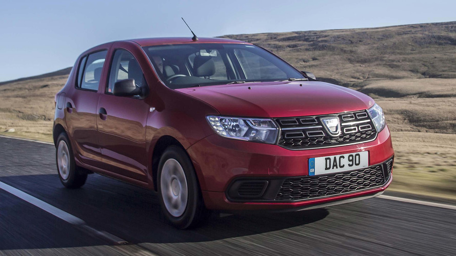 2017 dacia sandero review. Black Bedroom Furniture Sets. Home Design Ideas