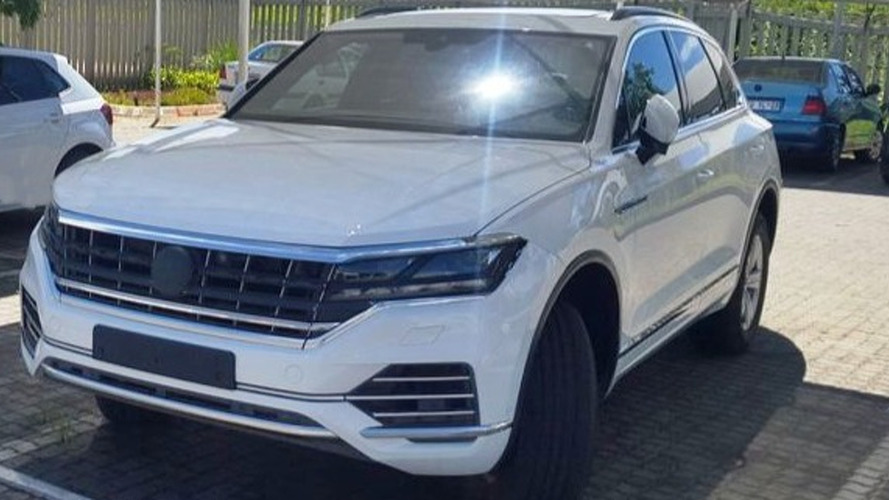 The Touareg is only one of the new SUVs currently being prepared for a ...
