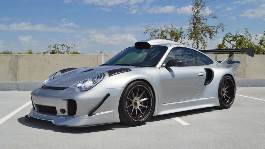 Un Porsche 996 de 1.000 CV, en venta por 300.000 dólares
