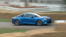 Alpine A110 Goodwood Festival of Speed