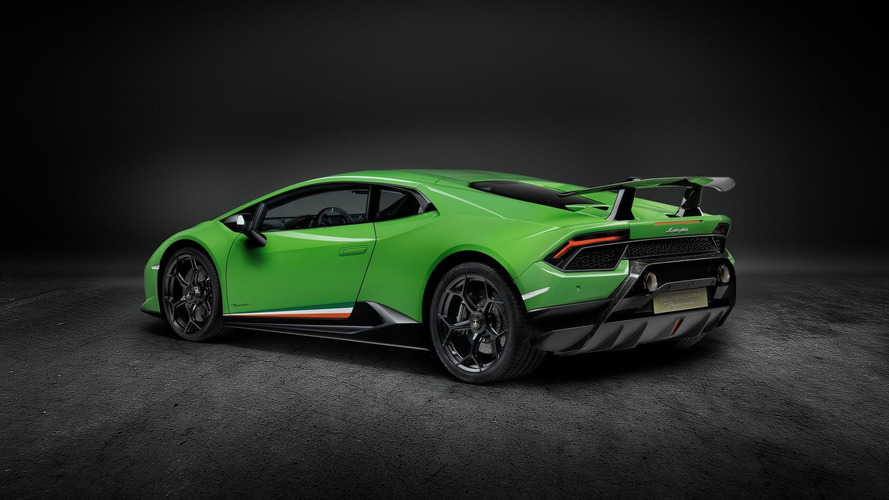 Lamborghini Huracan Performante Lamborghini Huracan Performante
