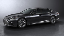 2018 Lexus LS 500h is for the eco-conscious luxury sedan buyer
