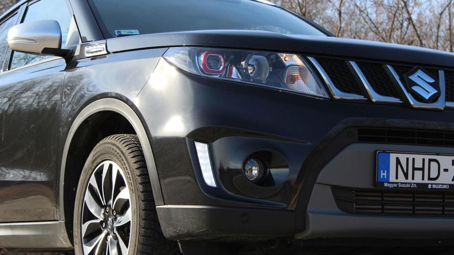 Ismét a Vitara a legnépszerűbb Suzuki Magyarországon