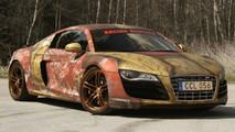 Audi R8 Iron Man