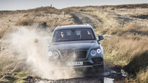 2017 Bentley Bentayga Diesel First Drive