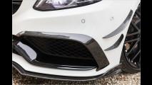 Racing-Look für die Power-Limousine
