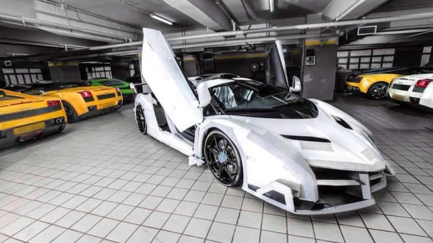 Lamborghini to unveil new limited model in Pebble Beach