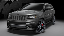 Jeep Grand Cherokee SRT8 Vapor special edition 1.8.2012