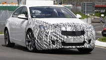 2013 Opel Insignia OPC spy photo 19.7.2012
