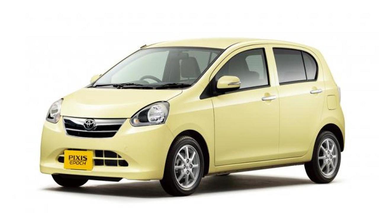 Toyota Pixis Epoch 10.5.2012