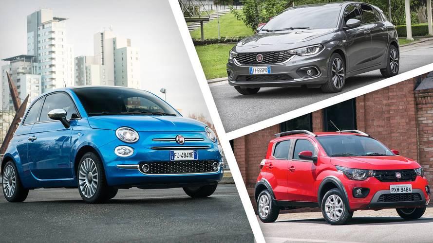 Le auto italiane che piacciono di più all'estero